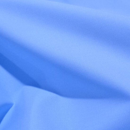Sky Blue Broadcloth Shirt
