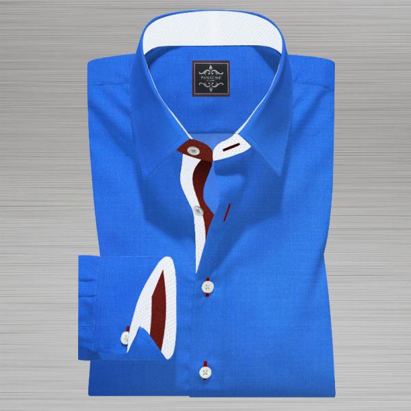 Royal Blue Broadcloth