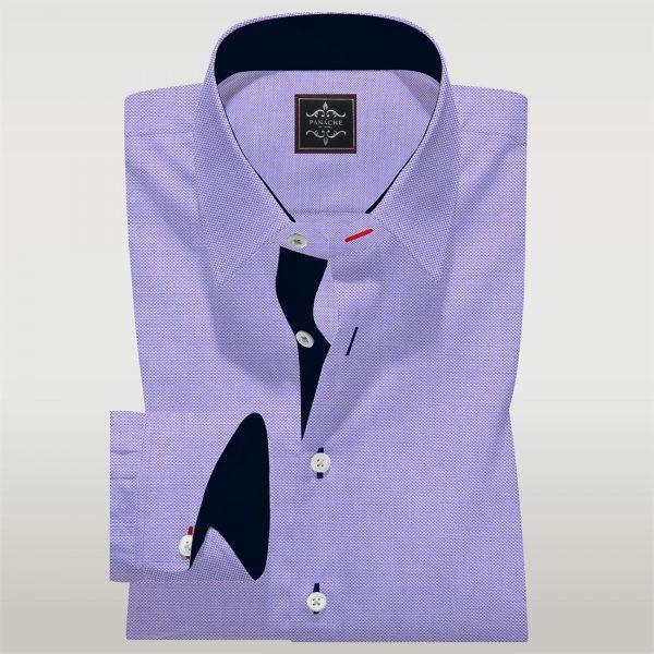 Lilac Royal Oxford Shirt