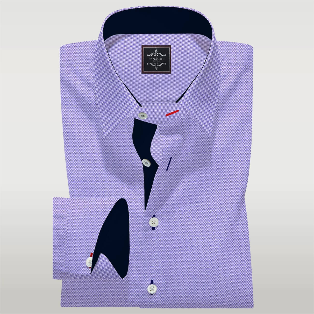Lilac Royal Oxford Shirt