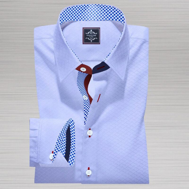 Dobby Semi Formal Shirt