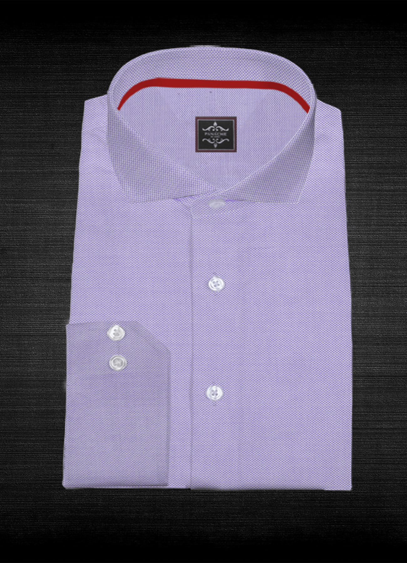 Lilac Royal Oxford Business-Shirt