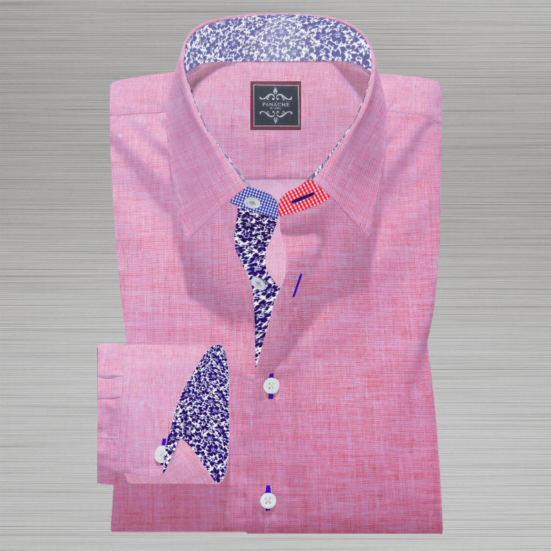 Light Portuguese Pink Shirt