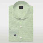 See Green Pique Shirt