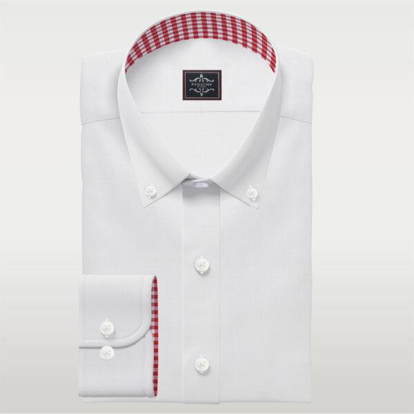 Button Down White Mens Dress Shirts