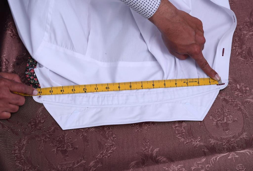 Collar Measurements