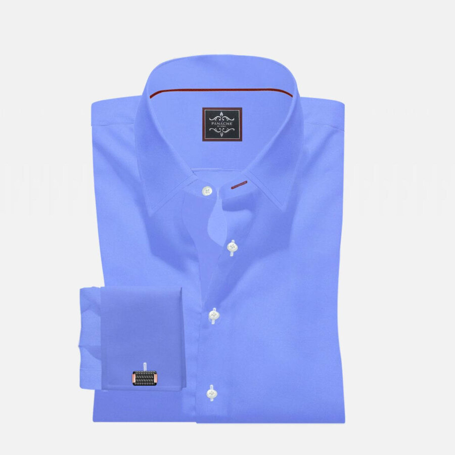 Light Blue Custom Made