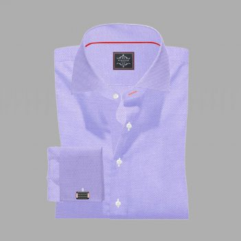Lilac Custom Made Shirt