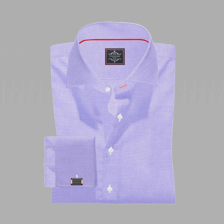 Lilac Custom Made Shirt