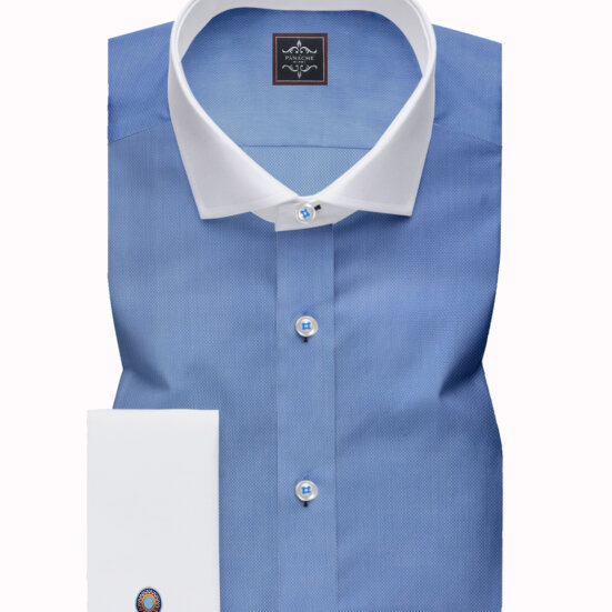 Medium Blue Oxford Shirt