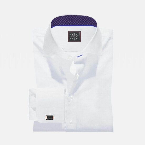 Luxury White Shirt