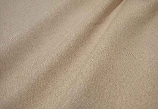 Camel Twill Flannel Shirt
