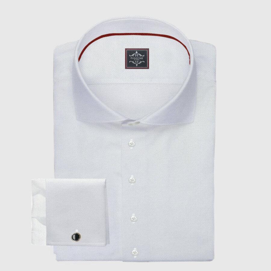 Luxury White Royal Oxford