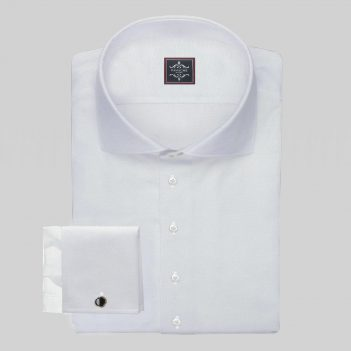 Royal Oxford White Shirt