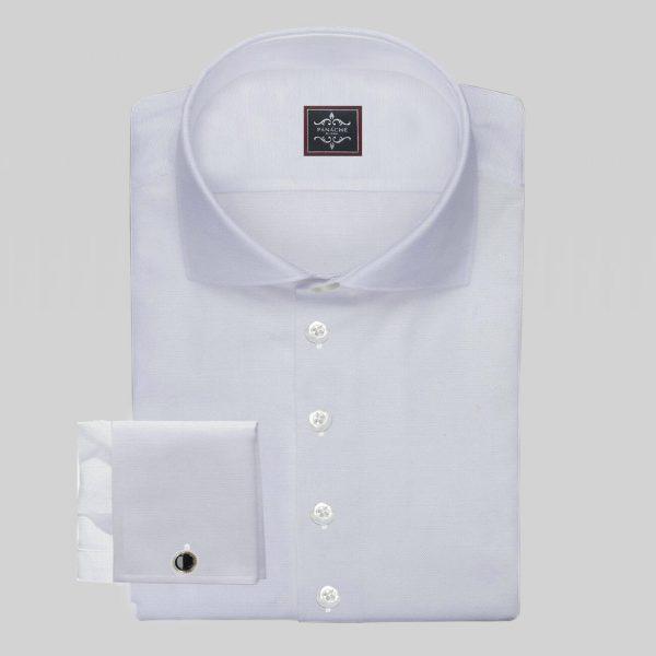White Egyptian Cotton Shirt