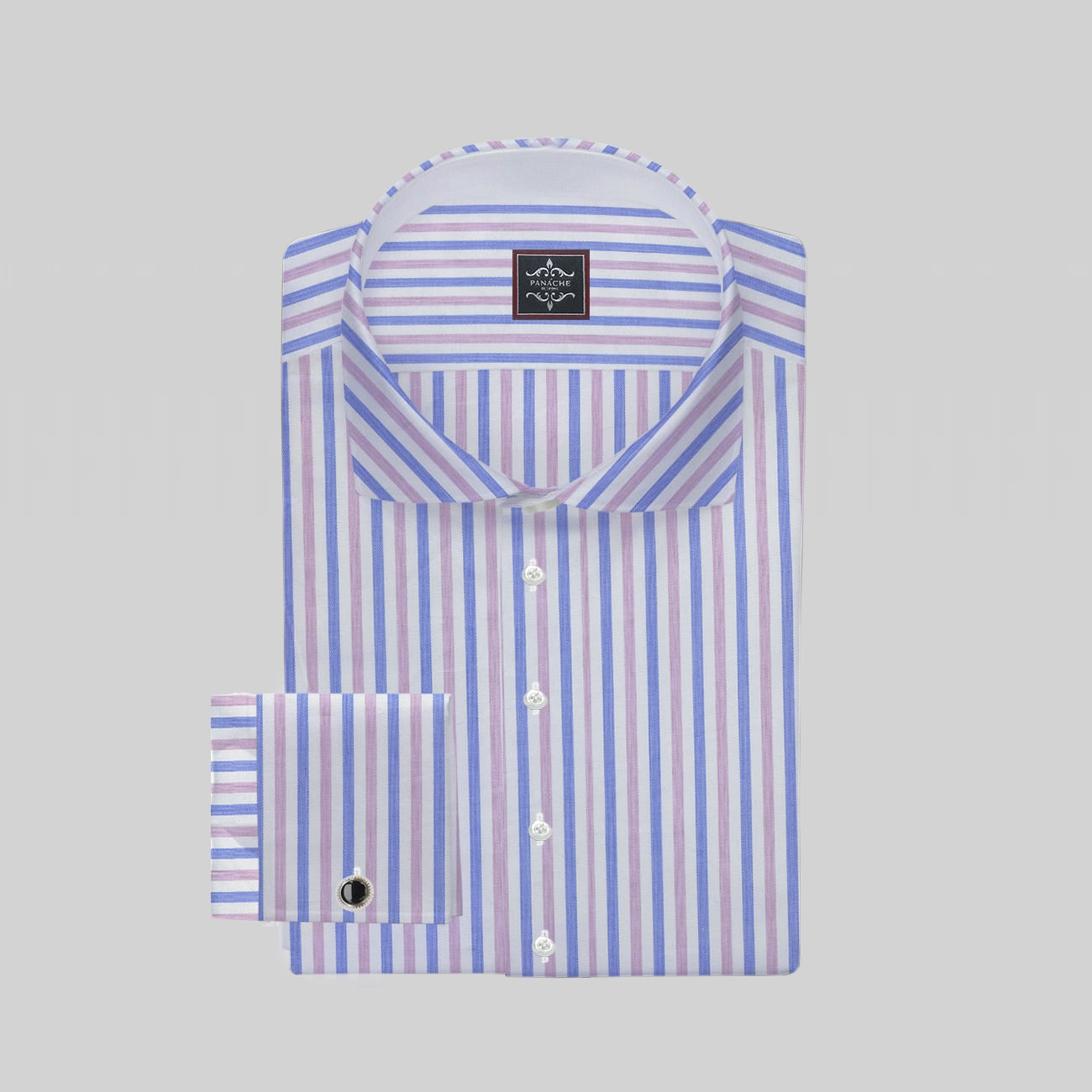 Multi Stripes Twill Shirt