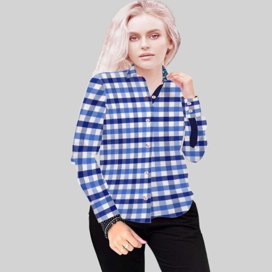 Luxury Multi Check Shirt