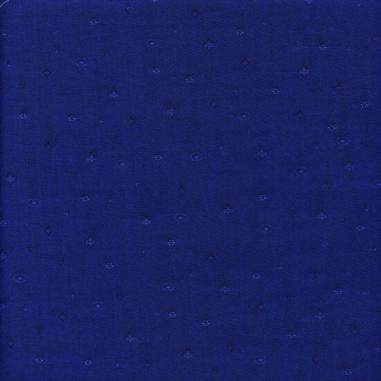 Navy Shirt Fabric