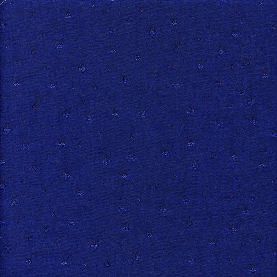 Navy Shirt Fabric