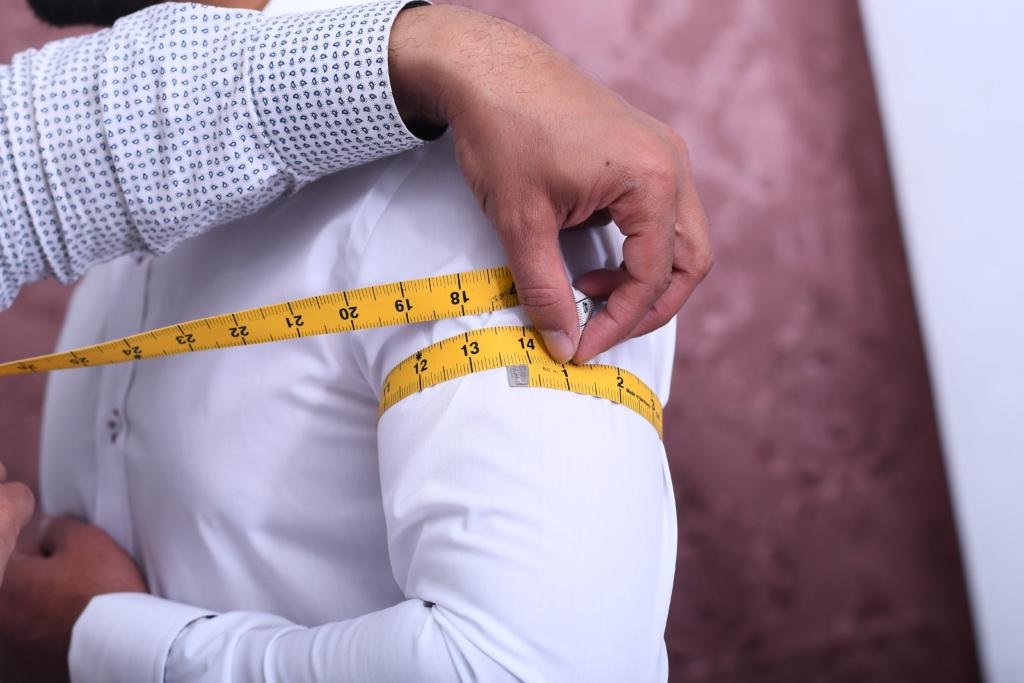 Body Measurements. 8
