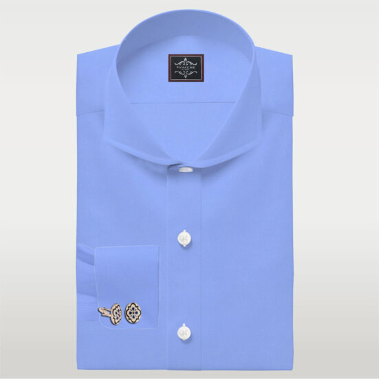 Luxury light Blue Shirt