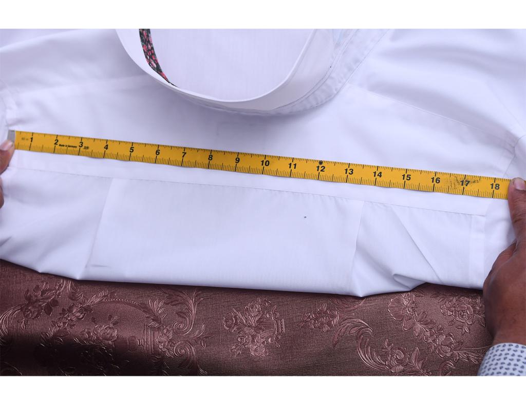 Shoulder Lengths