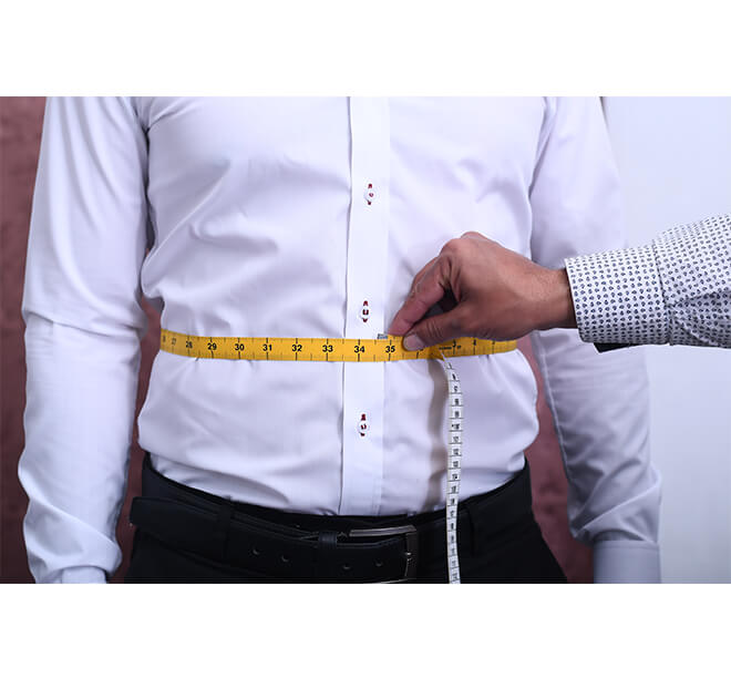 Body Measurements. 3