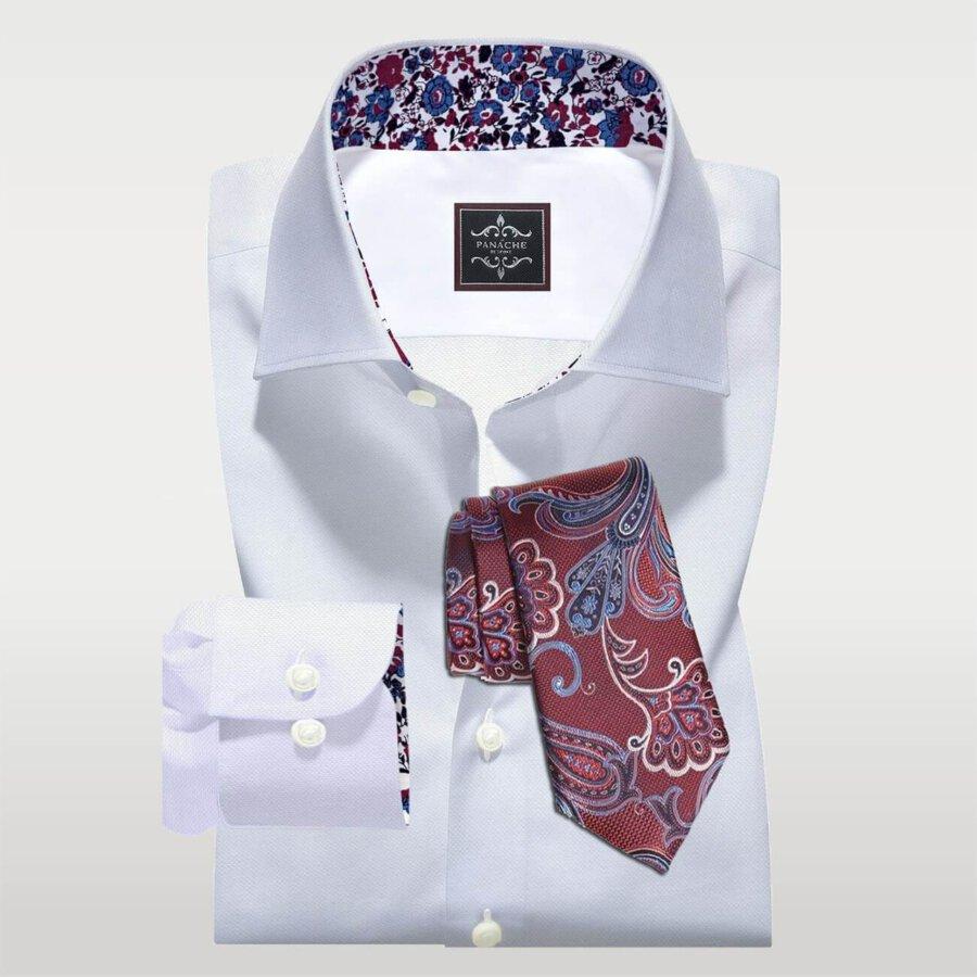 White Oxford Business Shirt