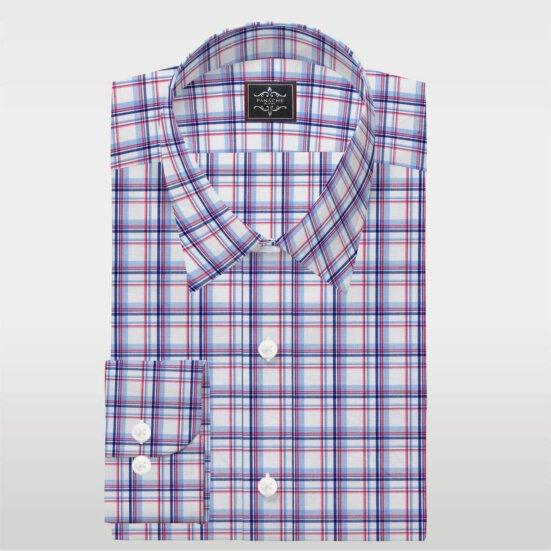 Luxury Multi Checkered Shirt