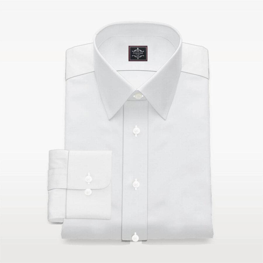 Custom Made White Shirt