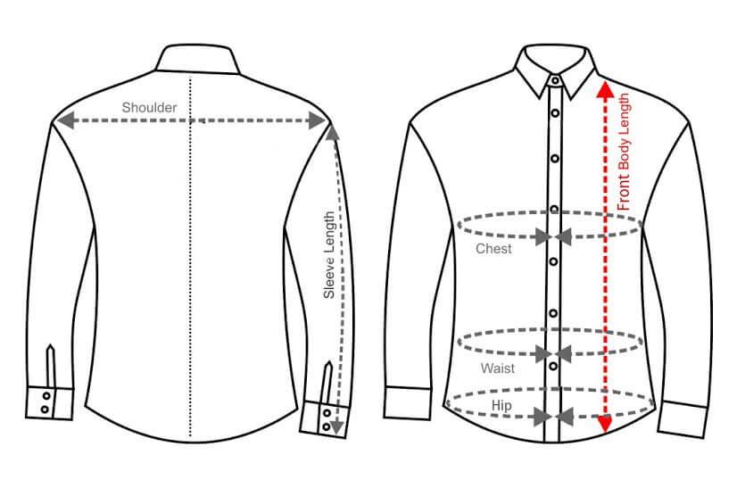 Size Measurements Guide