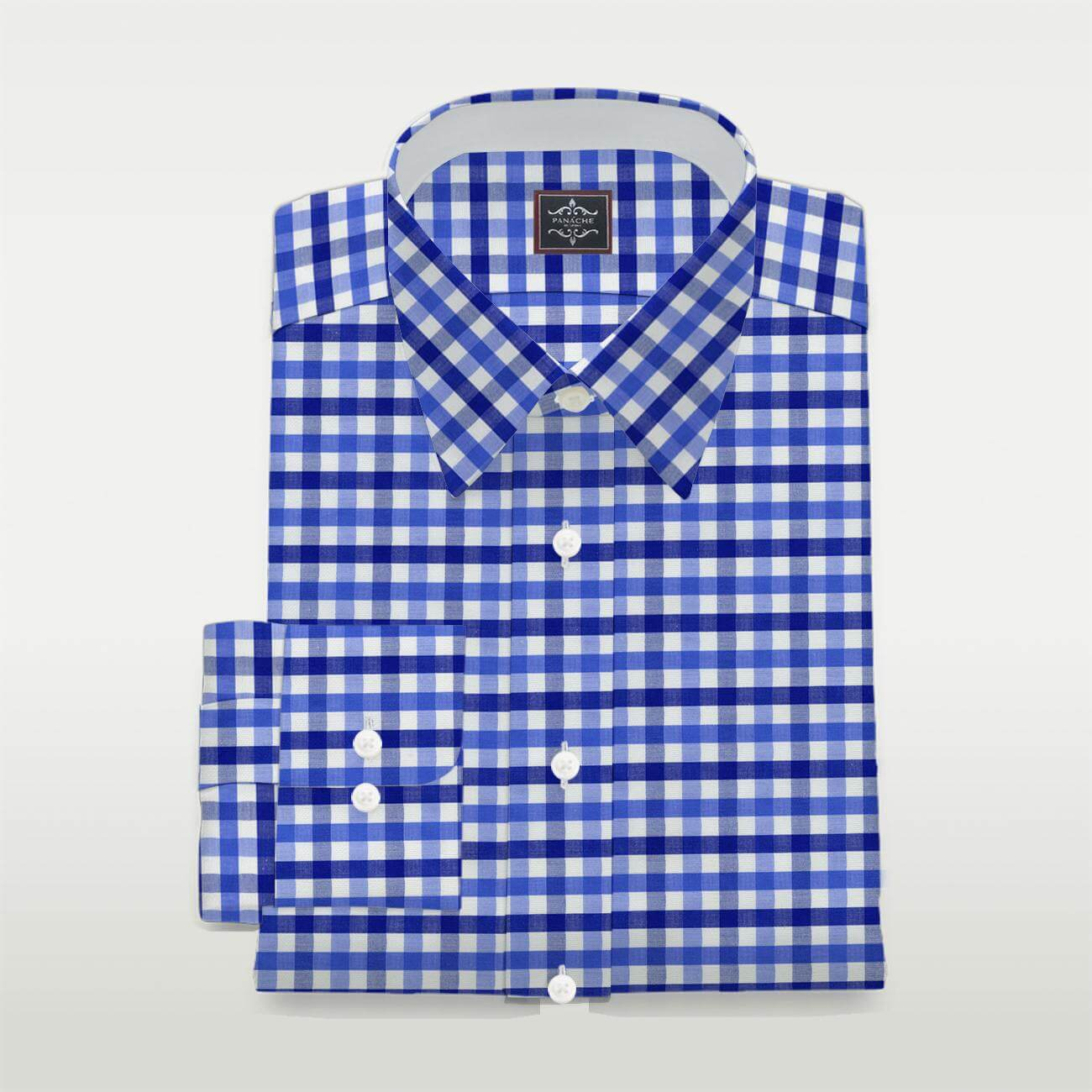 Luxury 1 Checkered Shirt