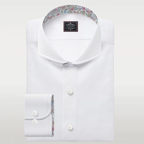 Royal Oxford Shirt Extreme Cut Away Collar