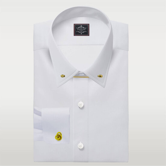 Pin Collar Dress shirt
