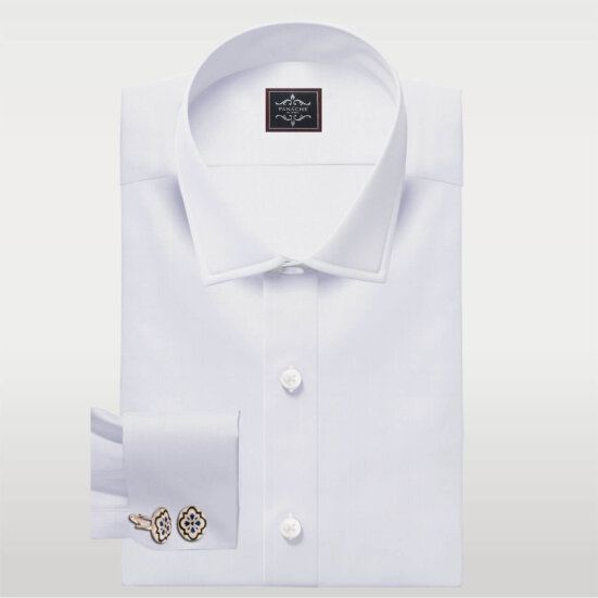 White Mens Dress Shirts
