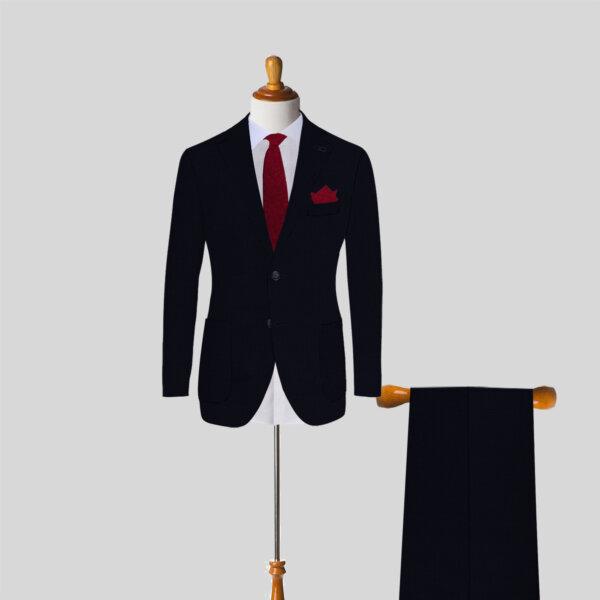 Navy Business Mens Suit