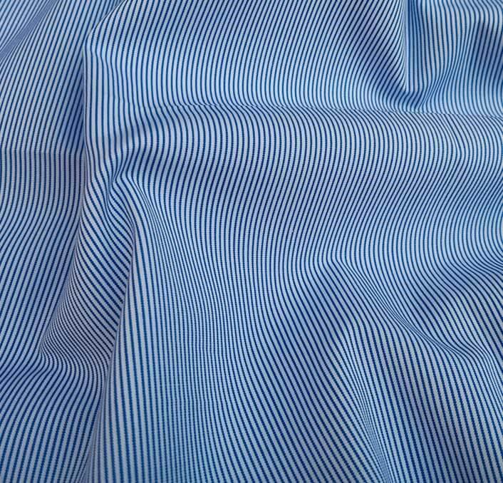 light blue pin stripes mens shirts