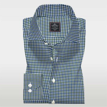 Multi Gingham dress shirt