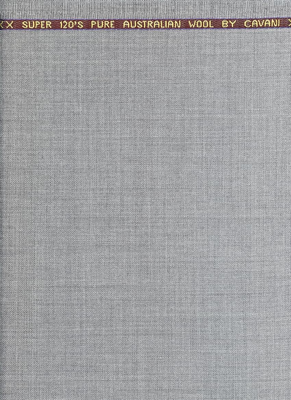 Micron Giorgio Vito Light Gray Suit