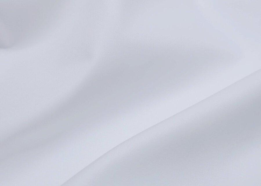 White Fashion Twill Dress Shirt