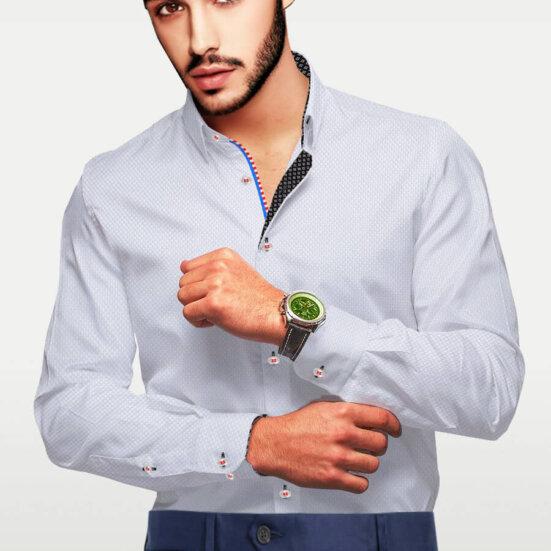 White Dress Shirt Mens