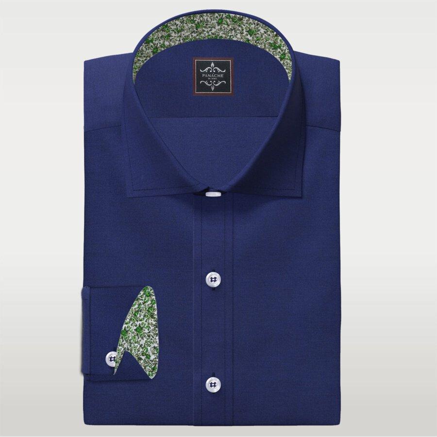 blue Mens dress shirts