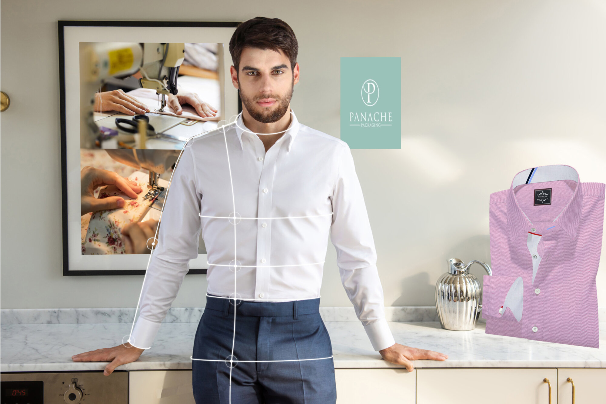 Mens dress shirts size guide