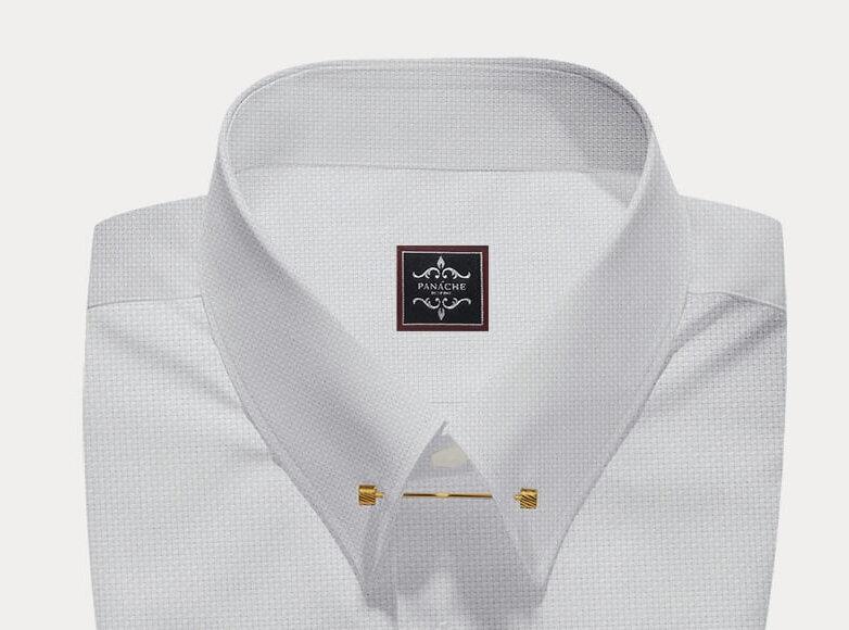Men dress shirt   Pin Collar shirt   Bespoke shirts