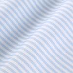 Light Blue Stripes Poplin