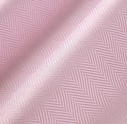 Light Pink Royal Herringbone