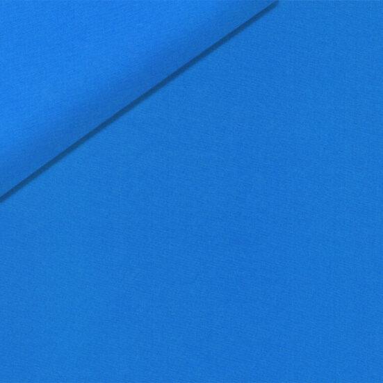 Royal blue poplin