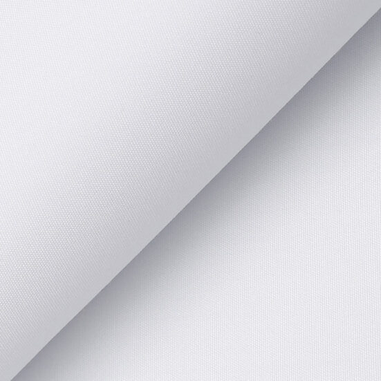 White Royal Oxford Fabric