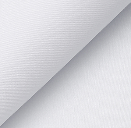 Luxury White Twill Fabric