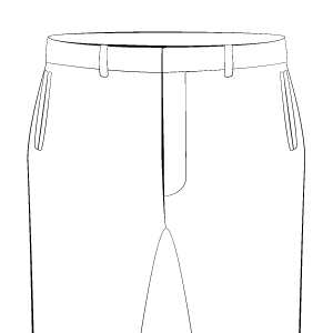 Double Piped Pockets